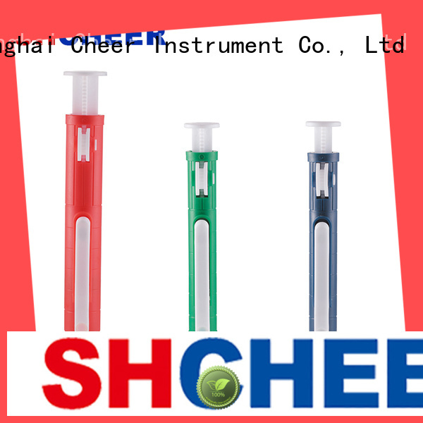Cheer manual pipette pump equipment On Biomedicine