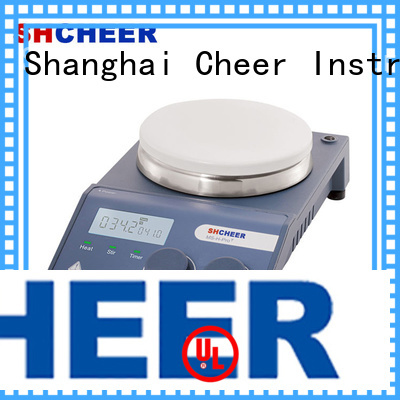 Cheer adjustable magnetic hotplate stirrer products medical industry