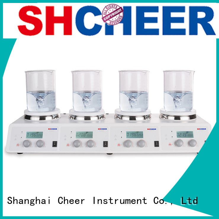 Cheer electric electronic stirrer equipment On Biomedicine
