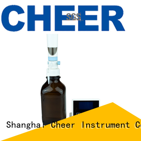Cheer autotitrator products biochemistry
