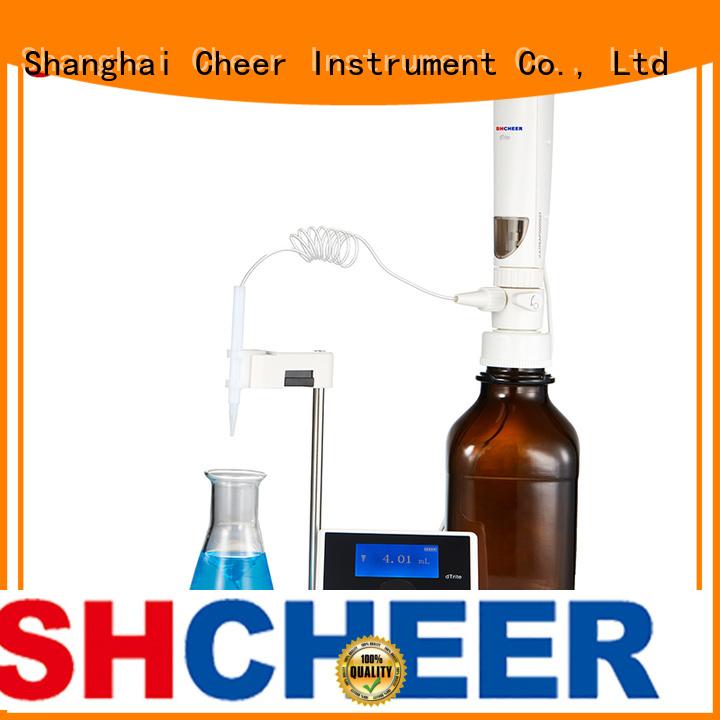 Cheer digital titrator machine On Biomedicine
