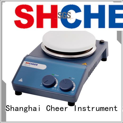 magnetic digital hotplate stirrer equipment for lab instrument
