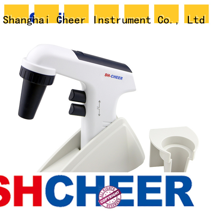 Cheer electronic electronic multichannel pipette products in laboratory