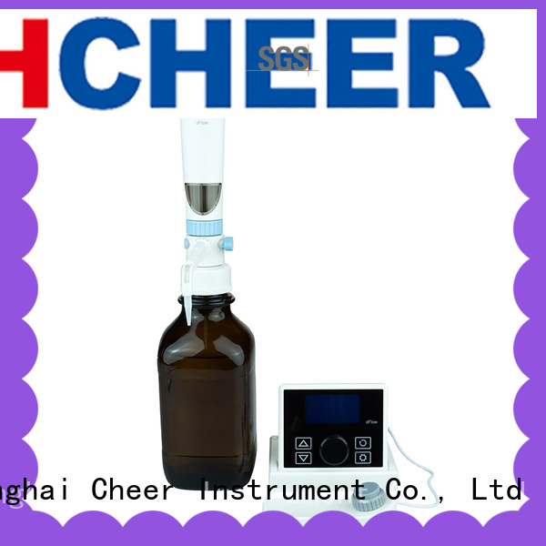 Cheer automatic titrator products clinical diagnostics