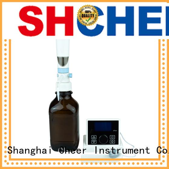 Cheer motorized digital titrator machine for lab instrument