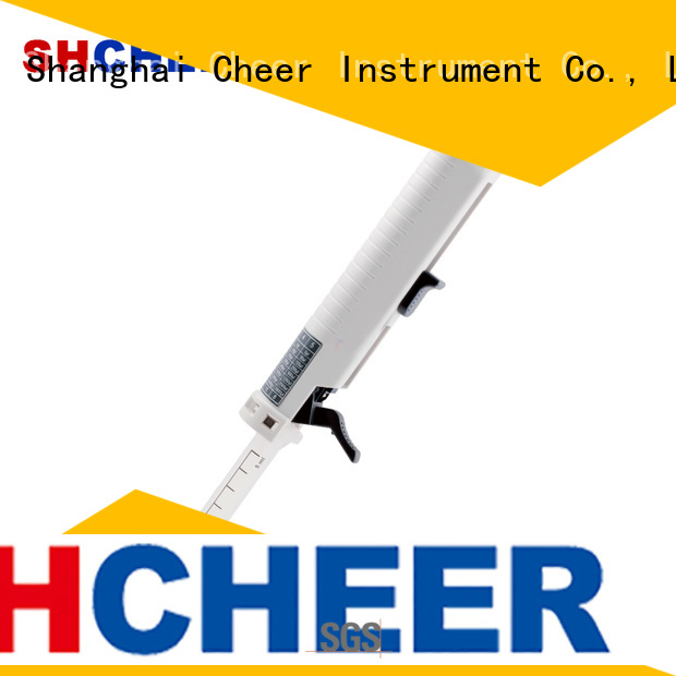 Cheer syringe pipette supplier On Biomedicine