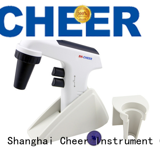 automatic motorized pipette filler products clinical diagnostics