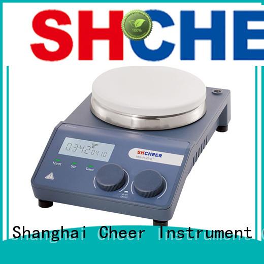 adjustable best hot plate stirrer machine biochemistry