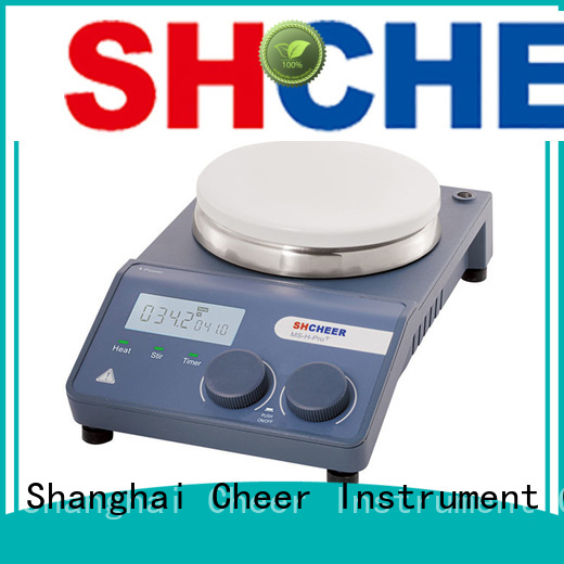 adjustable best hot plate stirrer machine biochemistry