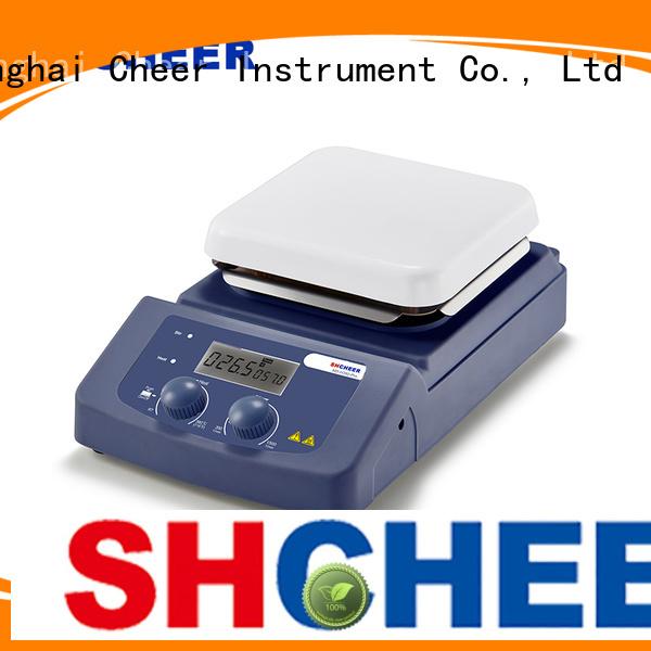 Cheer electric best hot plate stirrer equipment hospital