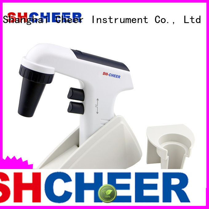 Cheer electronic pipette filler products for lab instrument