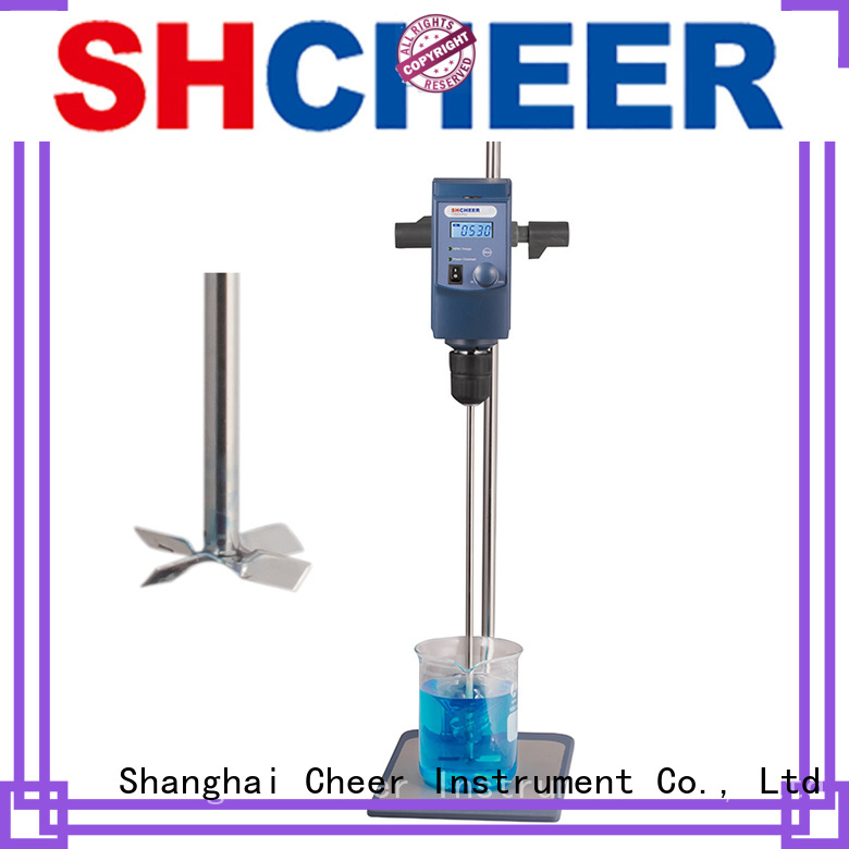 Cheer best overhead magnetic stirrer medical industry