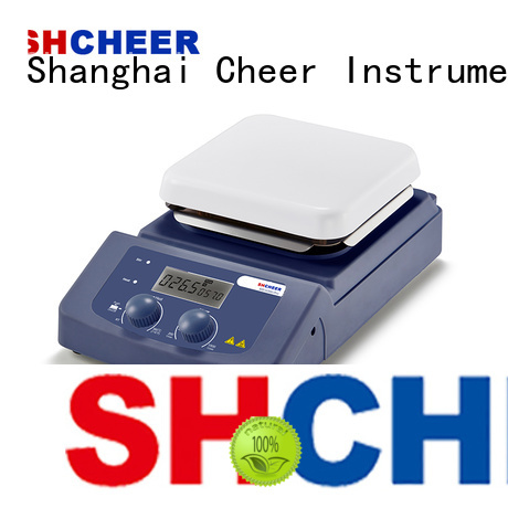 electric digital hotplate stirrer equipment On Biomedicine