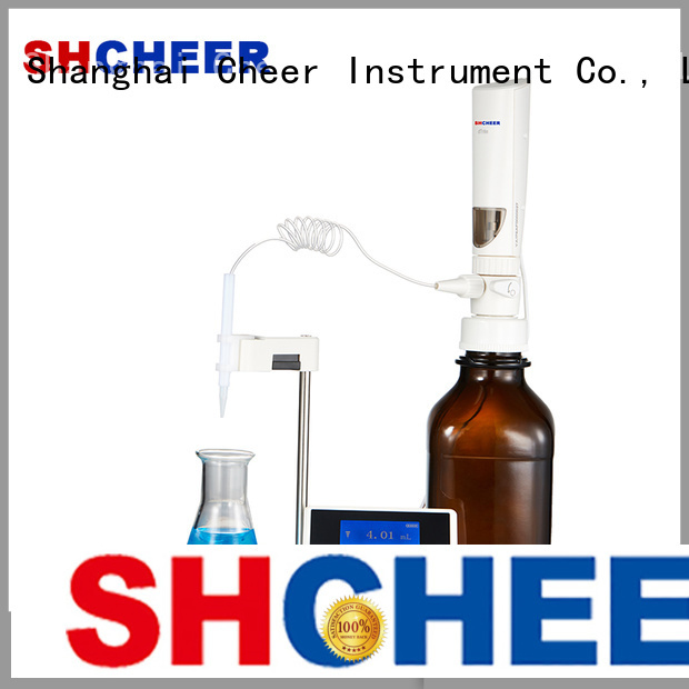 Cheer digital potentiometric autotitrator products biochemistry