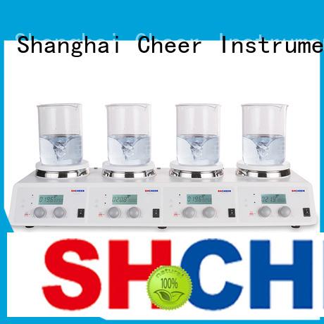 Cheer electric digital hotplate stirrer machine clinical diagnostics