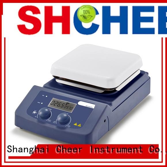 Cheer professional hot plate On Biomedicine