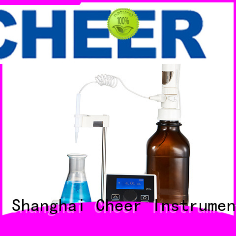 automatic autotitrator supplier medical industry