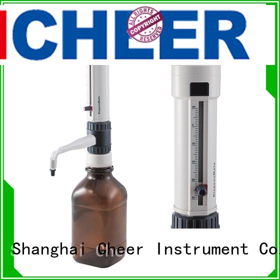 Cheer best automatic bottle top dispenser machine On Biomedicine