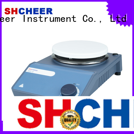 Cheer chemistry magnetic stirrer equipment in laboratory