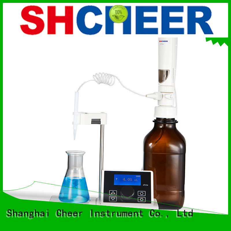 Cheer auto titrator products biochemistry