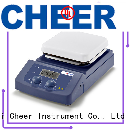 best hot plate stirrer machine in laboratory