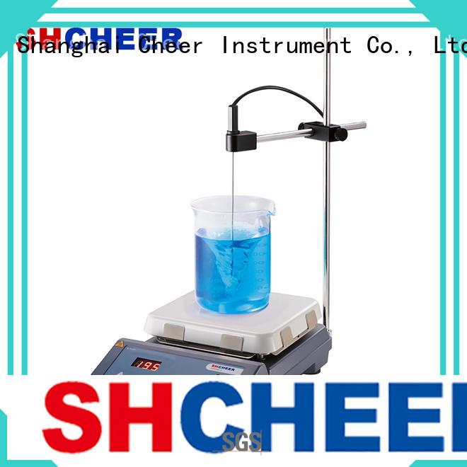 high quality scientific hot plate machine in laboratory