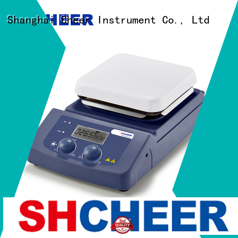 Cheer digital best hot plate stirrer products clinical diagnostics