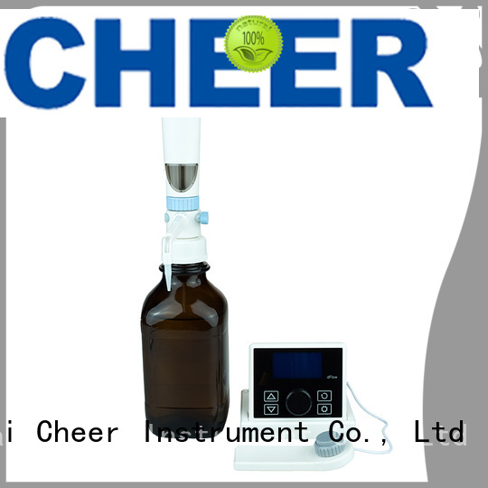 Cheer autotitrator supplier clinical diagnostics