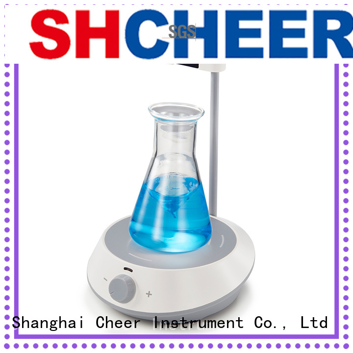 Cheer laboratory stirrer supplier hospital