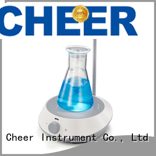 Cheer magnetic beaker stirrer on Biomedicine