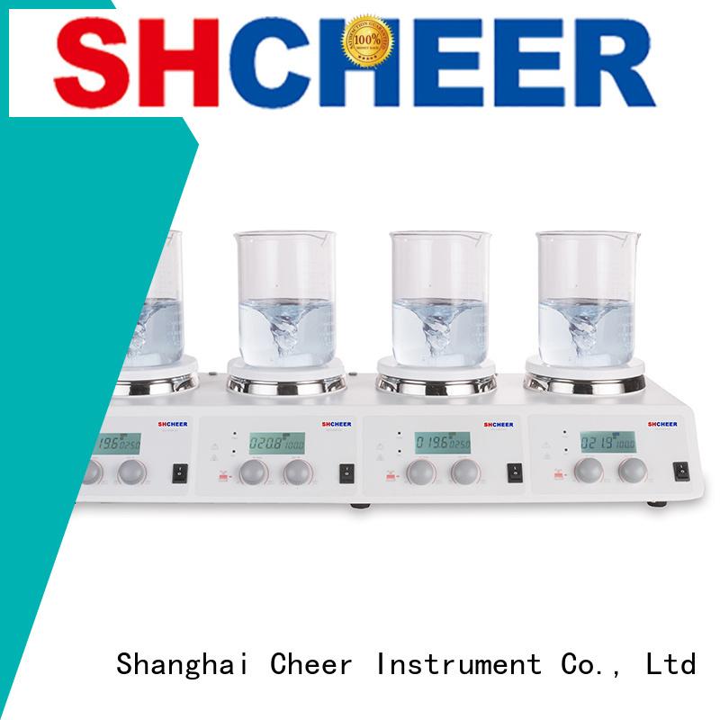 Cheer small stirrer equipment biochemistry