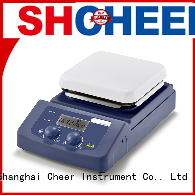 high quality magnetic hot plate machine for lab instrument