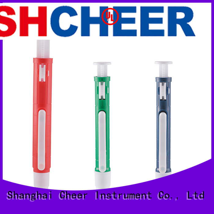 Cheer adjustable eppendorf micropipette products On Biomedicine