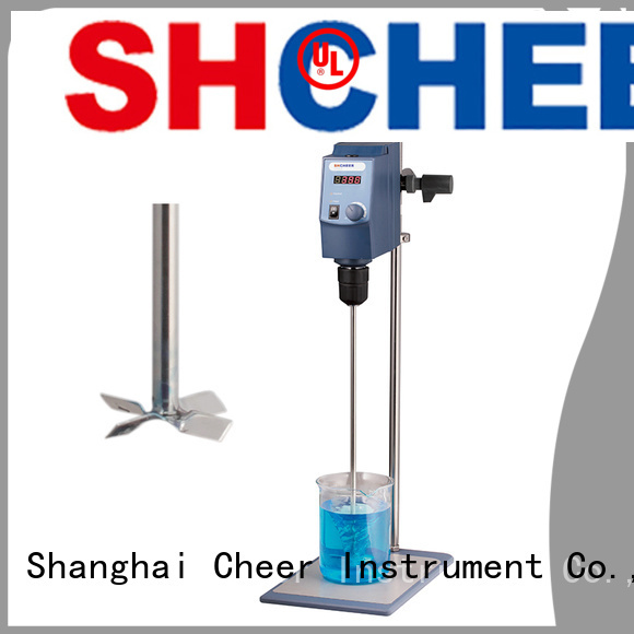 Cheer electric lab overhead stirrer products On Biomedicine