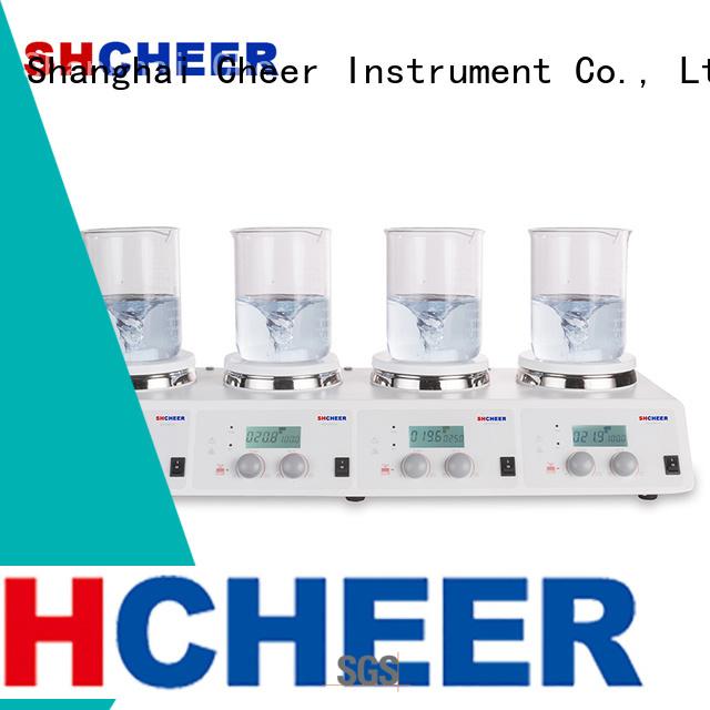 Cheer digital laboratory hot plate stirrer biochemistry