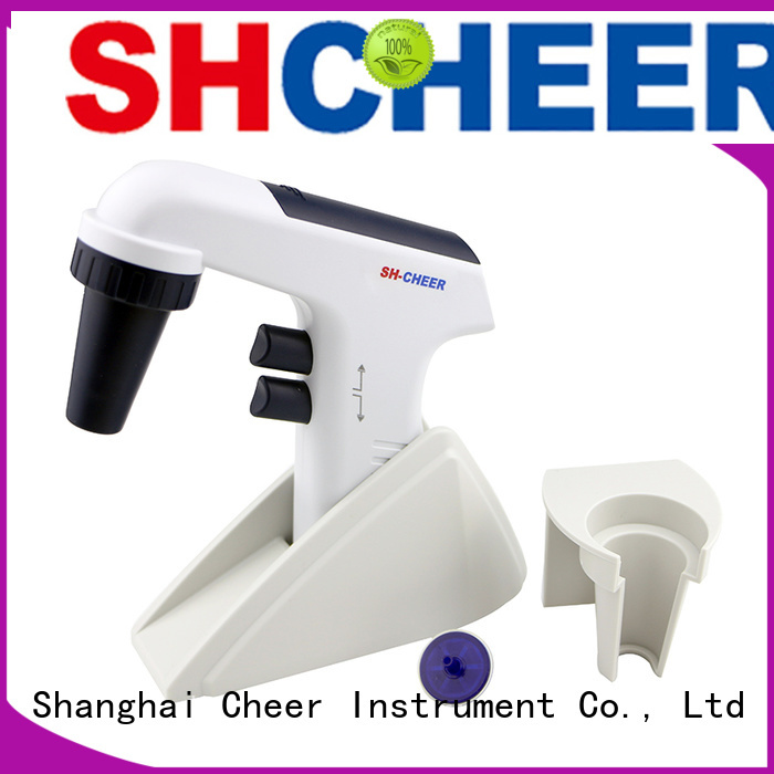 motorized automatic pipette filler supplier medical industry