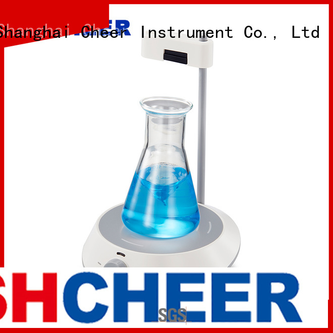 Cheer chemical laboratory magnetic stirrer in laboratory