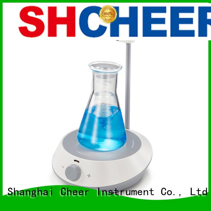 Cheer magnetic lab stirrer supplier hospital