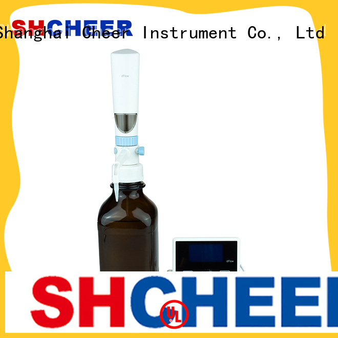 Cheer motorized auto titrator supplier medical industry