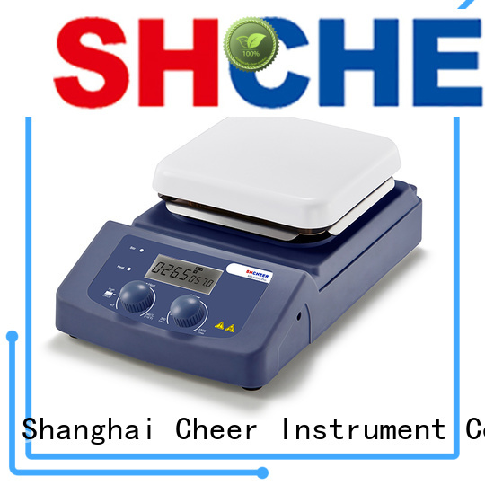 Cheer magnetic c white stir plate machine for lab instrument