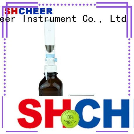 Cheer digital titrator supplier in laboratory