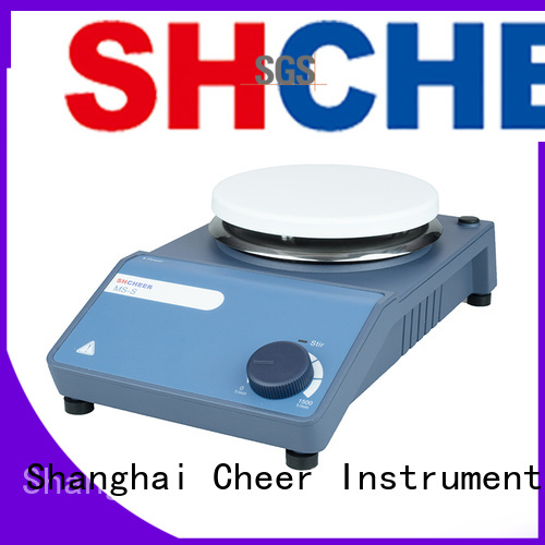 Cheer magnetic lab stirrer supplier in laboratory