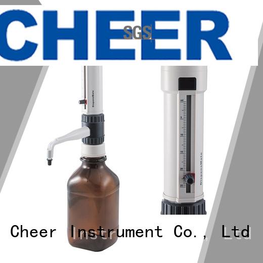 Cheer automatic bottle top dispenser machine clinical diagnostics