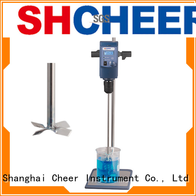 Cheer laboratory overhead stirrer products On Biomedicine