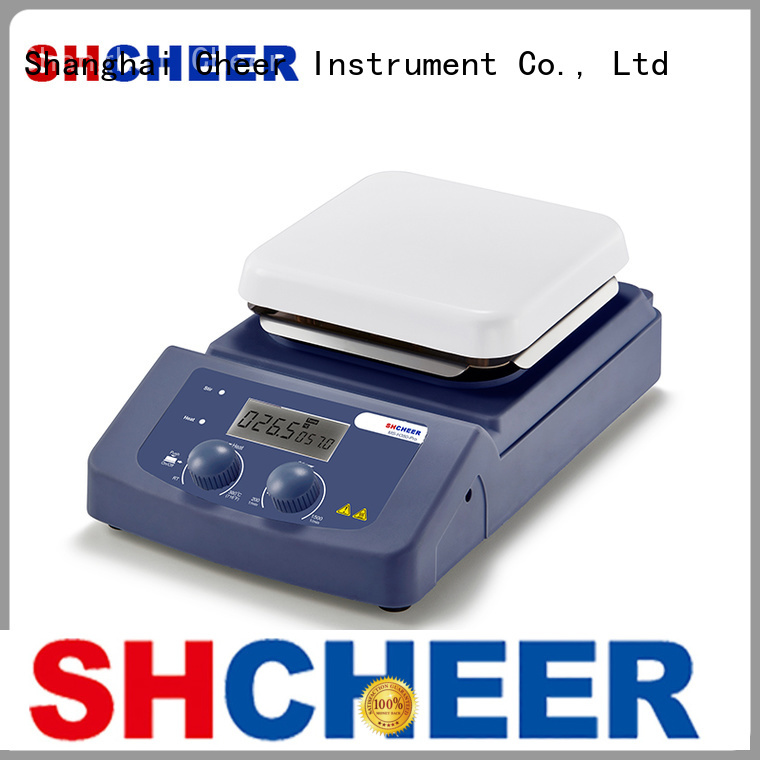 adjustable hotplate stirrer products in laboratory
