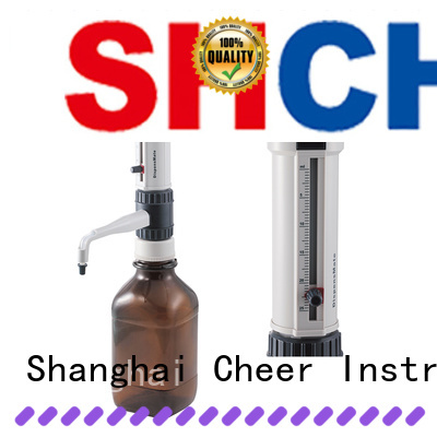 Cheer digital automatic bottle top dispenser products clinical diagnostics