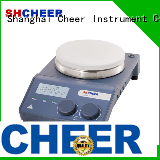 Cheer digital hotplate stirrer products On Biomedicine