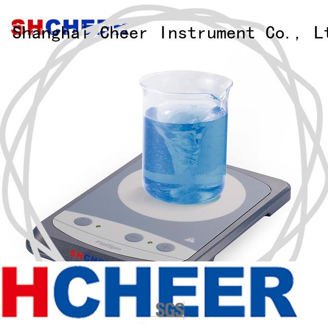 Cheer laboratory mixer stirrer machine on Biomedicine