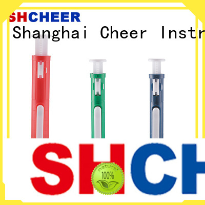 Cheer adjustable pipette dispenser pump products in laboratory