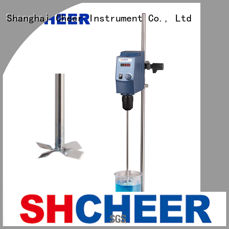 Cheer lab overhead stirrer supplier hospital